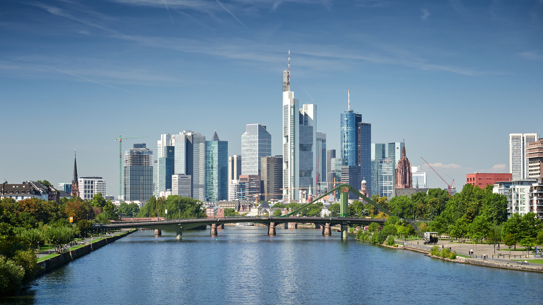 Baufeinreinigung Frankfurt am Main Ö&I CLEAN group GmbH